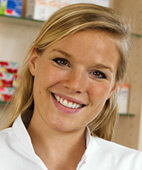 Unsere Expertin: Apothekerin Sophie Kelm