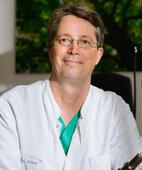 Professor Claus Cursiefen, Vizepräsident der Deutschen Ophthalmologischen Gesellschaft (DOG)