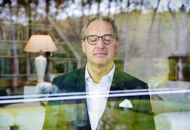 Professor Thomas Herdegen, stellvertretender Direktor des Kieler Instituts für Experimentelle und Klinische Pharmakologie