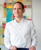 Dr. Tilmann Kühn untersucht am Deutschen Krebsforschungs-Zentrum die Zusammenhänge von Ernährung und Krebs