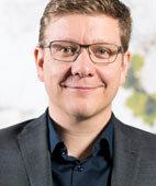 Dr. Max Skorning ist Leiter des Stabsbereichs Qualität und Patientensicherheit beim MDS
