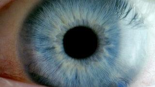 Nahaufnahme von einem Auge