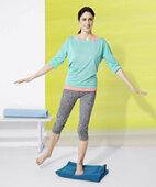 Sechste Übung Gleichgewicht ausbalancieren