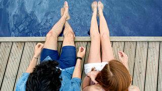 Tipps gegen schwere Beine