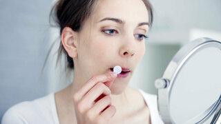 Tipps gegen Lippenbläschen