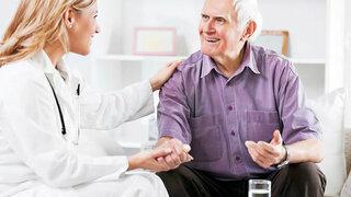 Anamnese: Das erste Gespräch mit dem Arzt