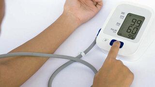 Selber Blutdruck messen