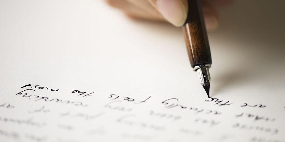 Schreiben Einen Brief