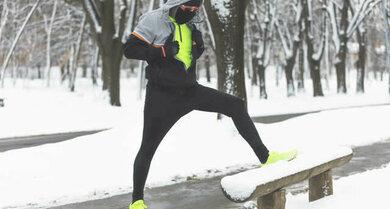 Die Temperaturen im Winter sind nicht immer ideal - mit der richtig Kleidung lässt es sich aber aushalten