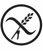 Die Deutsche Zöliakie-Gesellschaft e.V. (DZG) führt das Glutenfrei-Symbol als eingetragenes Warenzeichen und vergibt es im Rahmen eines Lizenzvertrages an nationale Hersteller und Vertriebe glutenfreier Lebensmittel. Lizenziert werden ausschließlich Produkte, für die der DZG eine Glutenanalyse eines akkreditierten Labors vorgelegt wird, die nicht älter als drei Monate ist