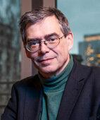 Professor Andreas Heinz, Direktor der Klinik für Psychiatrie der Charité Berlin