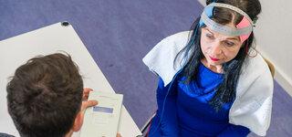 Transkranielle elektrische Hirnstimulation