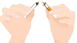 Infografik Rauchentwöhnung