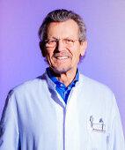 Professor Geert Mayer, Leiter des Schlafzentrums der Hephata-Klinik in Schwalmstadt-Treysa