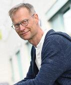 Professor Christoph Klein ist Inhaber des Lehrstuhls für Experimentelle Medizin an der Universität Regensburg