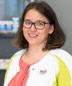 Susanne Nowotnick, Inhaberin einer Apotheke in Hermsdorf