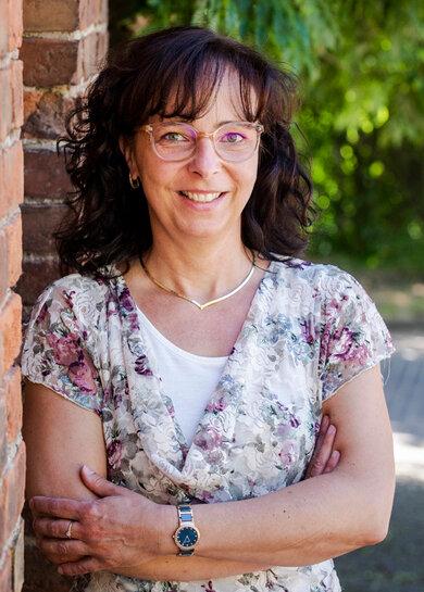 """""""Ob Brille oder Linse: Eine individuelle Beratung ist immer sinnvoll"""", sagt Mandy Marchwat, Augenoptikermeisterin in Oderberg"""
