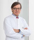 Professor Alfons Schnitzler, Neurologe in Düsseldorf