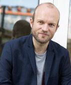 Jan Meuel, Hörfilm-Experte beim Deutschen Blinden- und Sehbehindertenverband