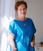 Dr. Ulrike Borst, Vorsitzende der Systemischen Gesellschaft, bezieht die Familie mit in die Therapie ein