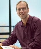 Professor Hajo Zeeb, Leiter der Abteilung Prävention und Evaluation am Leibniz-Institut für Präventionsforschung, Bremen