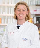 Apothekerin Angela Heuking leitet eine Apotheke im nordrhein-westfälischen Dinslaken