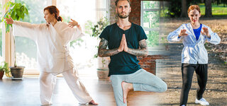 Composing QiGong Yoga Tai Chi