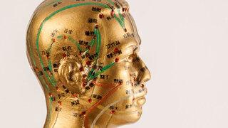 Kopf Akupunktur