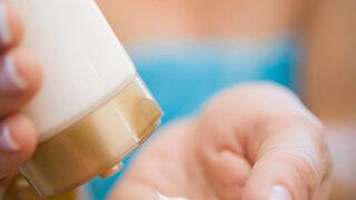 Handcreme: Pflegelotion für trockene Hände