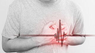 Herzimpulszeichen
