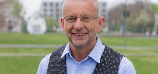 Professor Rolf van Dick, Sozialpsychologe und Vizepräsident an der Johann Wolfgang Goethe-Universität Frankfurt