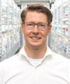 Jan Weber, Apothekeninhaber aus Salzgitter, hat sich auf die Betreuung schwer kranker Patienten spezialisiert