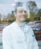 Dr. Philipp Kircher ist Apotheker im bayerischen Peißenberg