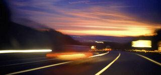 Nachts autofahren