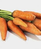 Beta-Carotin-Lieferanten: Karotten