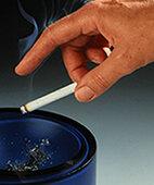 Rauchen erhöht das Risiko einer Parodontitis