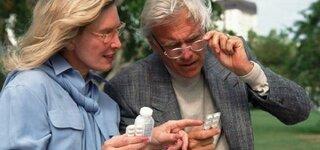 Gebrauchshinweise bei Medikamenten beachten