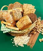 Ballaststoffreich und gesund: Vollkornprodukte
