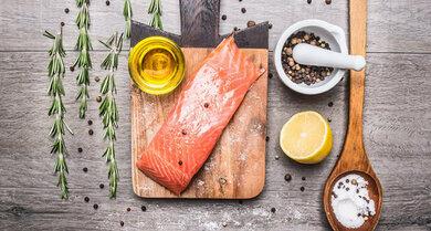 Fisch sollte regelmäßig auf dem Speiseplan stehen