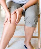 Besonders oft ist bei der Pseudogicht (Chondrokalzinose) das Kniegelenk betroffen
