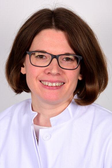 Professorin Dr. med. Silke Hofmann