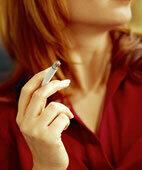 Rauchen: Tut der Haut nicht gut