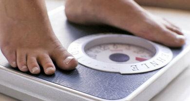 Gewichtskontrolle: Zu viele Pfunde schaden der Gesundheit