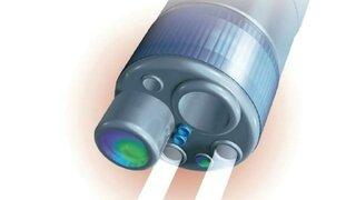 Endoskop Schematische Darstellung