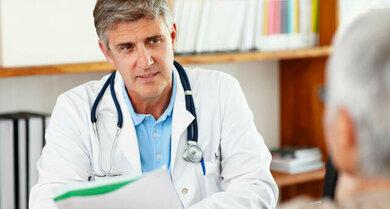 Die Diagnose der Osteoporose setzt sich aus mehreren Bausteinen zusammen