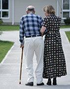 Im Alter steigt das Risiko für Krankheiten – auch für Krebs