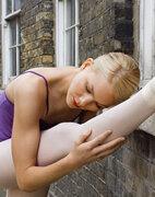Ballett gehört zu den Aktivitäten, die bei entsprechender Veranlagung ein Wirbelgleiten fördern können