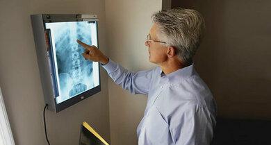 Röntgen: Gezielter Einsatz – guter Diagnosehelfer
