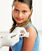 Die Impfung gegen HPV kann auch Krebsvorstufen der Scheide vorbeugen