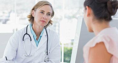 Zur Abklärung von Krankheiten unerlässlich: Das gründliche Arztgespräch